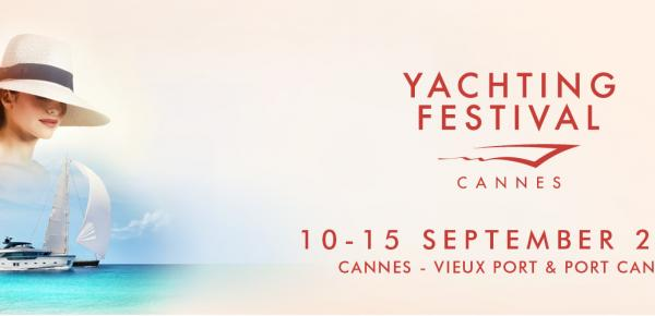 Salon nautique de Cannes du 10 au 15 Septembre 2019