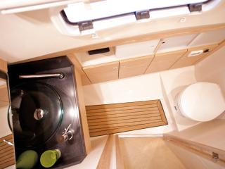 Fjord 40 Open design