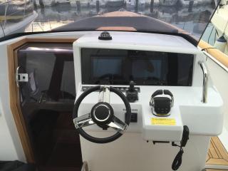 FJORD 36 Open: bateau de démonstration