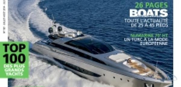 YACHTS AND BOATS N° 157
